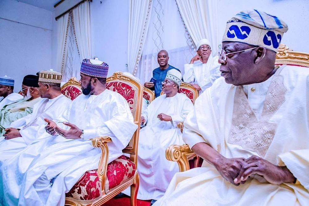#Famil2018: President Buhari attends Fatima Dangote & Jamil Abubakar's Wedding