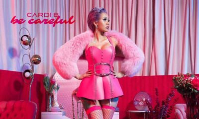 "Cardi B unveils New Single ahead of Debut Album Release | Listen to ""Be Careful"" on BN"