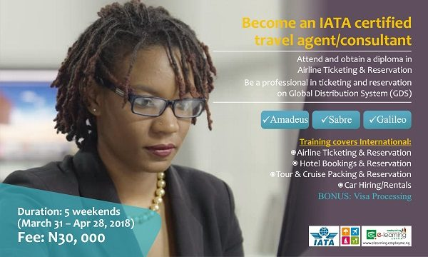 Interested in a Career in the Travels & Tour Industry? Don't
