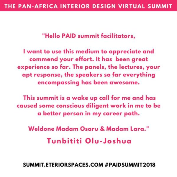Hear What Participants Have To Say So Far About The PAID Summit