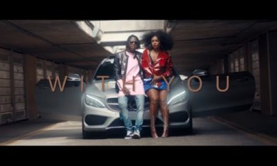 New Video: Becca feat. Stonebwoy - With You