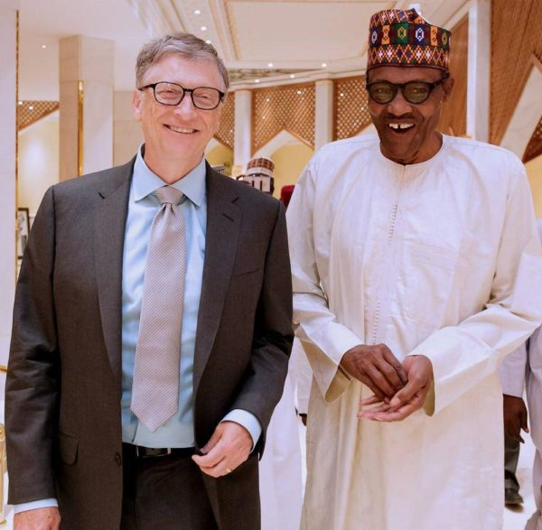 Bill Gates Slams FG Over Poor Investment On Youth Programmes