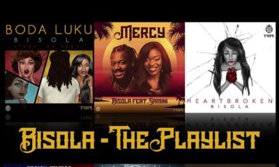 "Bisola unveils New Project ""Bisola - The Playlist"" 
