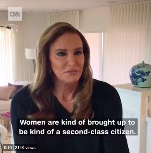 """Women are brought up to kind of be a second-class citizen"" - Caitlyn Jenner speaks on being a Woman - BellaNaija"