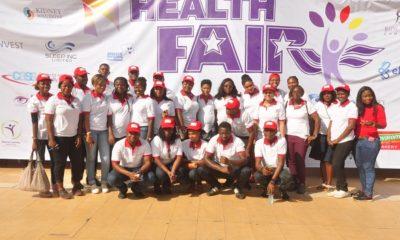 Lakeshore Cancer Centre health fair