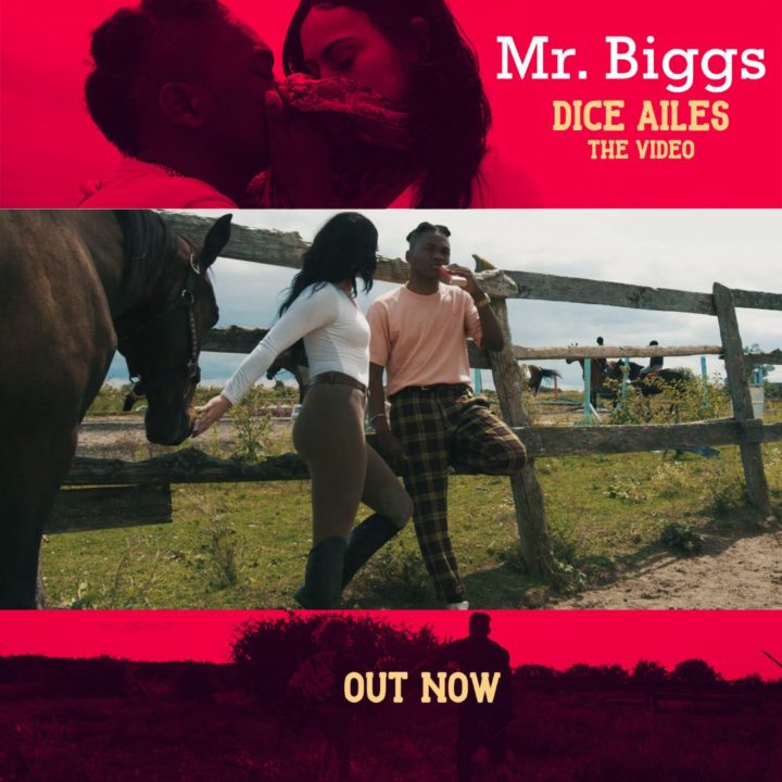 New Video: Dice Ailes - Mr Biggs
