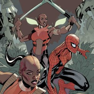 Wakanda Forever! #BlackPanther's Dora Milaje getting 3-Part Spin-Off Comic Series written by Nnedi Okoroafor