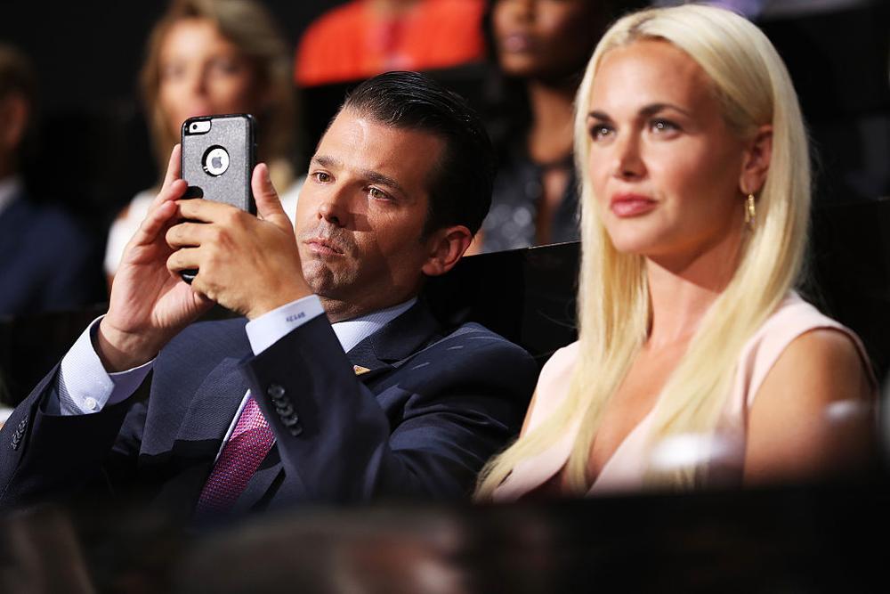 It's Confirmed! Vanessa Trump and Donald Trump Jr, are getting a Divorce - BellaNaija