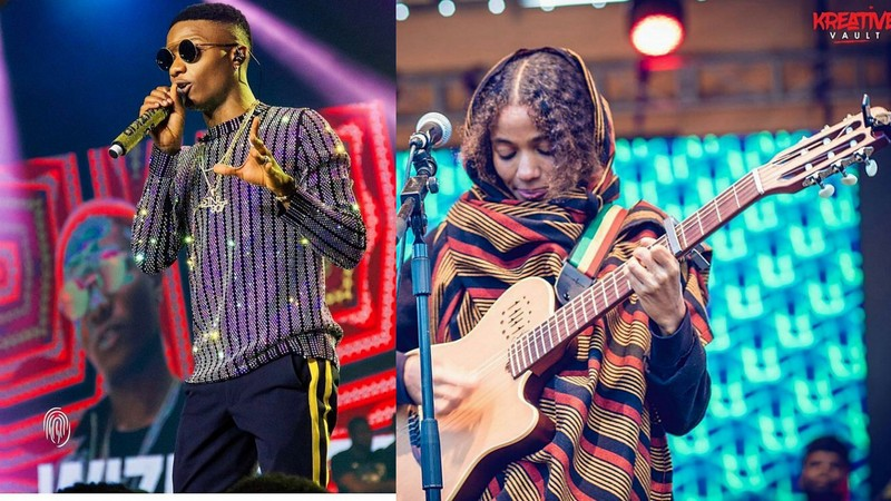 Wizkid, Nneka to perform alongside SZA, Damian Marley D'Angelo at Afropunk Joburg