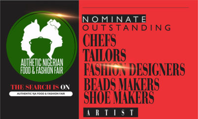 The Authentic Nigerian Food and Fashion Fair lifestyle event