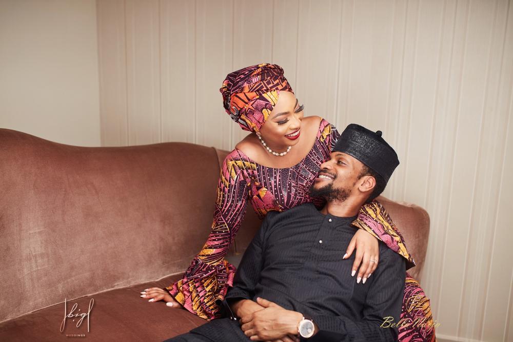 3.) Fatima Ganduje and Abolaji Ajimobi