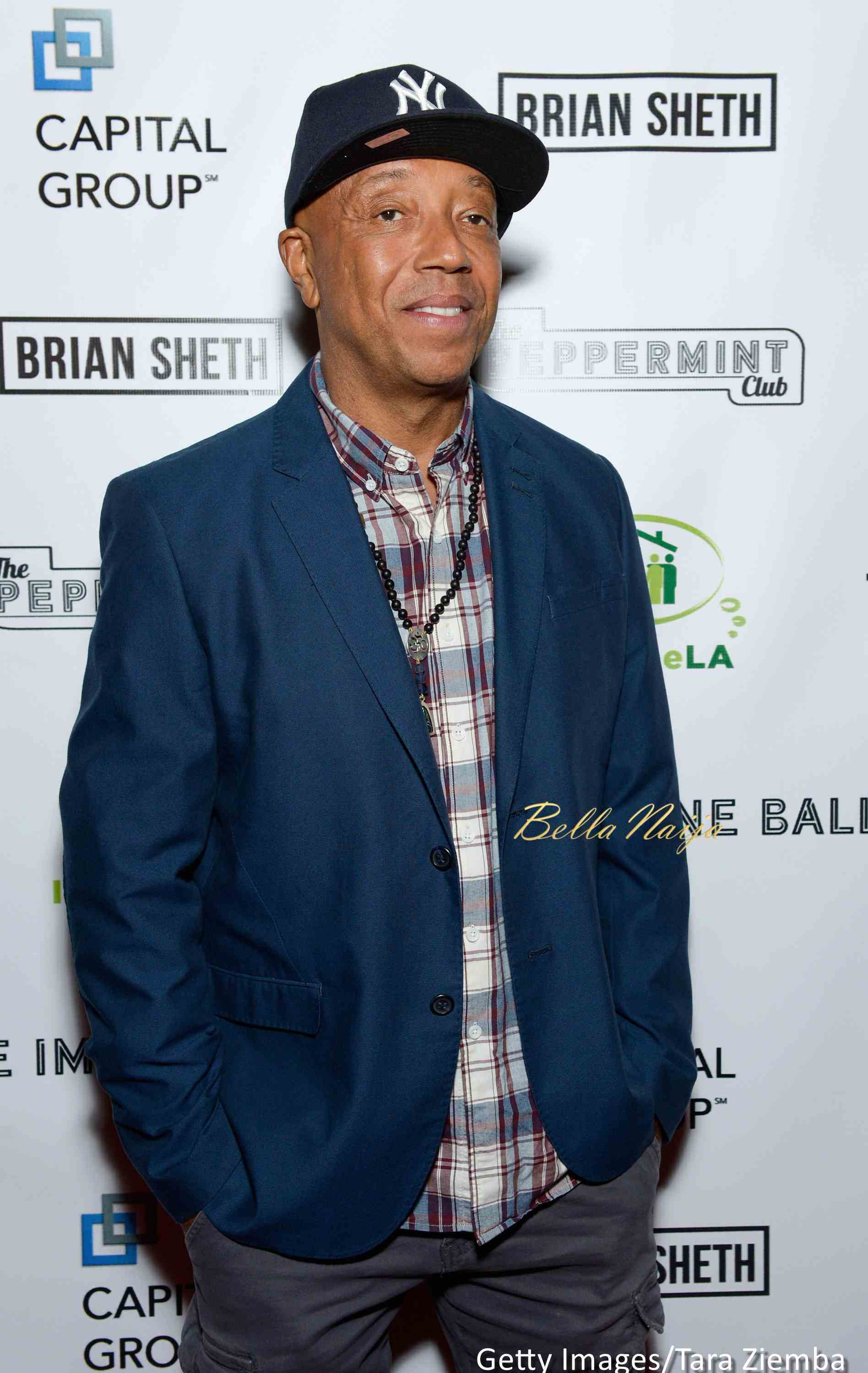 Russell Simmons accused of raping woman and threatening her son