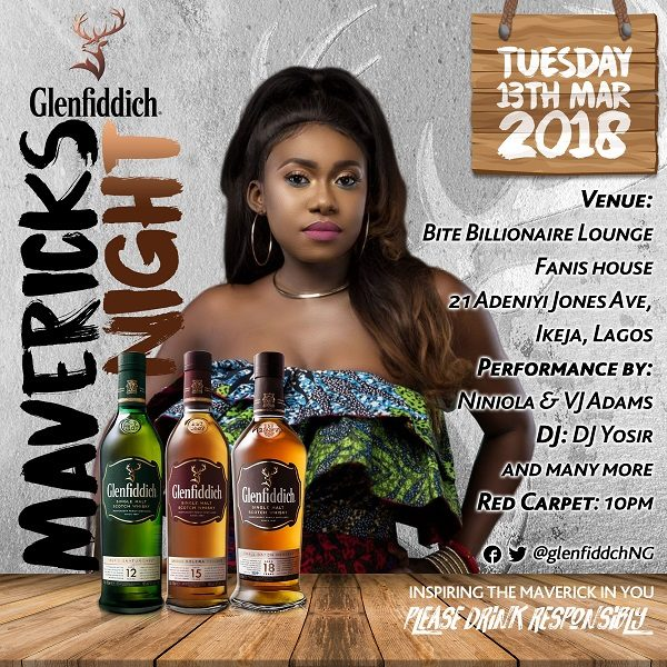 Glenfiddich Mavericks Night