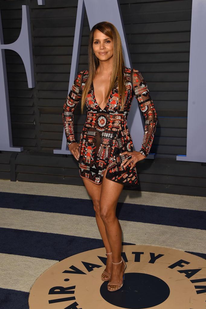 Bn Red Carpet Fab 90th Annual Academy Awards Vanity Fair After Party Oscars Bellanaija