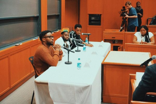 Maleek Berry & Patoranking speak at Harvard Business School 👨🏿‍🎓 - BellaNaija