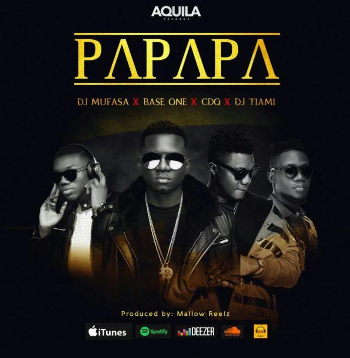 New Music: Baseone feat. CDQ, Tiami & DJ Mufasa - Papapa + Gbera