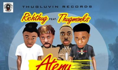 New Music: Richthug feat. Thugmonks - Atenu