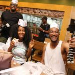 Krispy Kreme launches in Lagos with lots of Freebies!   First Photos