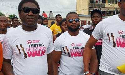 Tecno Mobile Festac Fitness and Walk