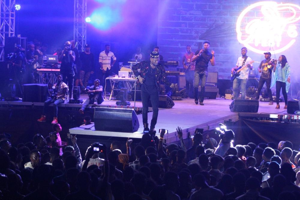 #GidiFest2018: Wizkid, 2Baba, Adekunle Gold cap an unforgettable Day of Games, Chill & Music