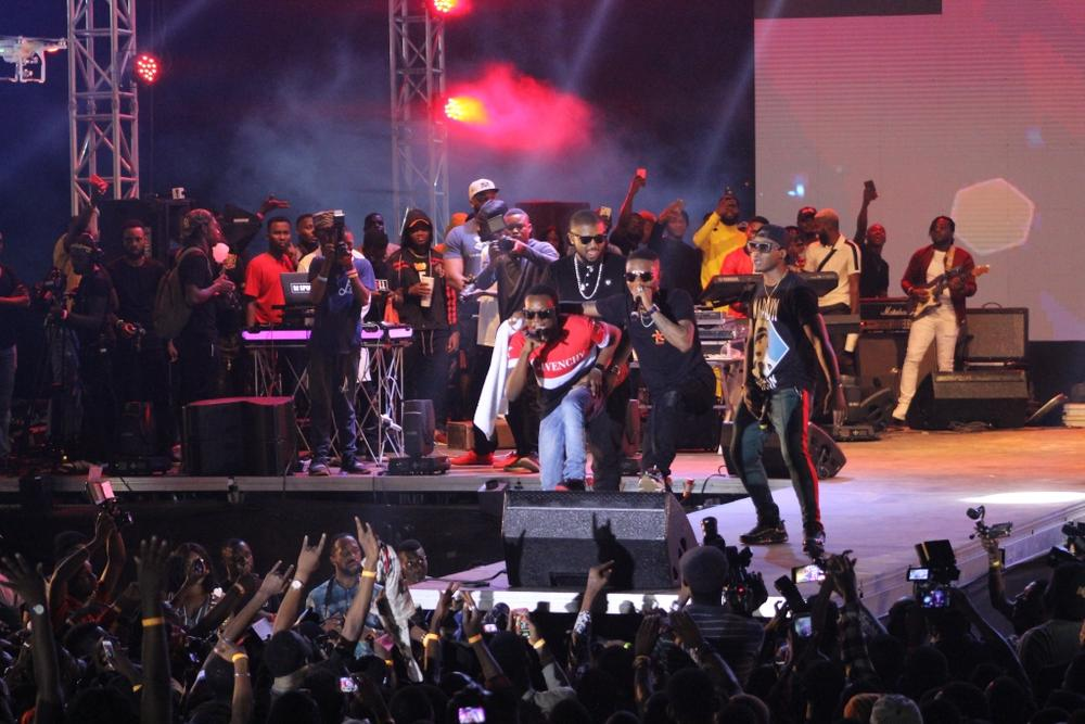 #GidiFest2018: Wizkid, 2Baba, Adekunle Gold cap an unforgettable Day of Games, Chill & Music