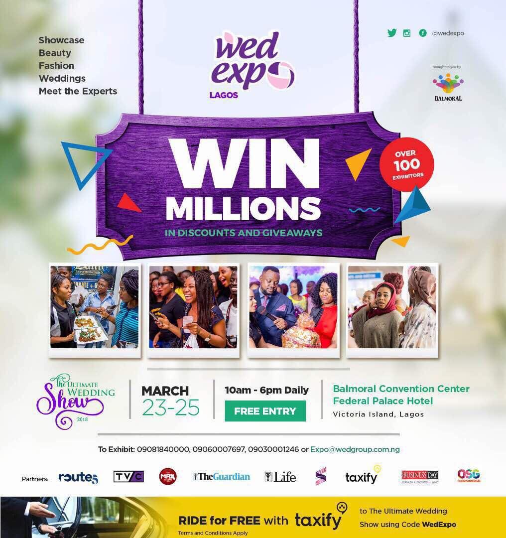 WED Expo wedding exhibition