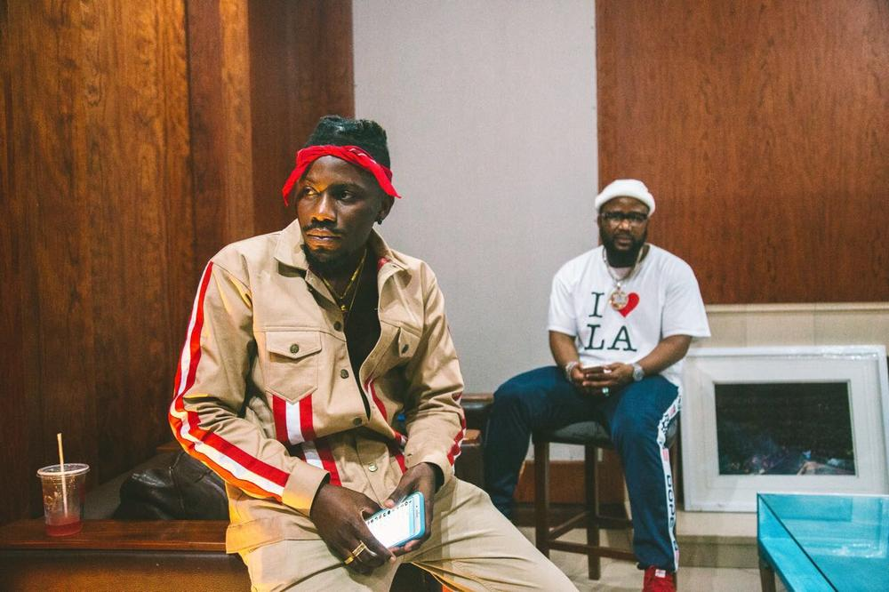 New Music coming soon from Ycee & Cassper Nyovest