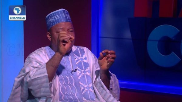 Former Deputy Senate President Ibrahim Mantu confesses to rigging Elections | WATCH - BellaNaija
