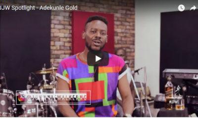 JJW Adekule Gold