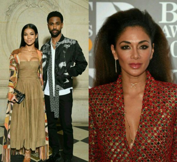 Oh No! Big Sean and Jhene Aiko's Relationship reportedly hits Rough Patch due to Nicole Scherzinger - BellaNaija