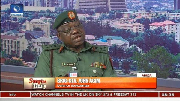 #DapchiGirls: Army Spokesman says Military was told to Hold Fire - BellaNaija