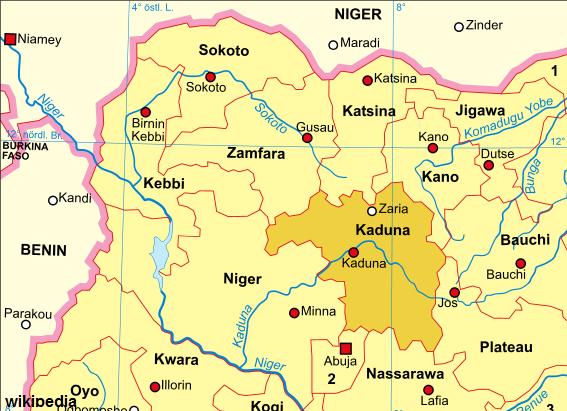 Gunmen reportedly raid Military Base in Kaduna, kill 12 Soldiers - BellaNaija