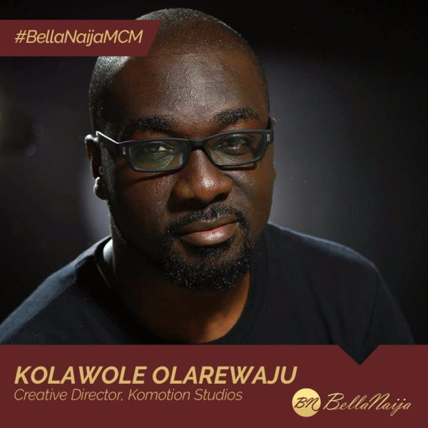 #BellaNaijaMCM Kolawole Olarewaju of Komotion Studios is on a Mission to Unearth Some of Africa's Best Stories with Animated Content - BellaNaija