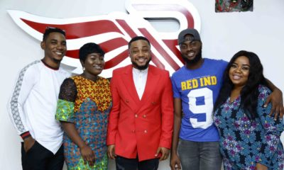 Tim Godfrey launches ROX Nation, signs Okey Sokay, IBK, Blessyn & SMJ