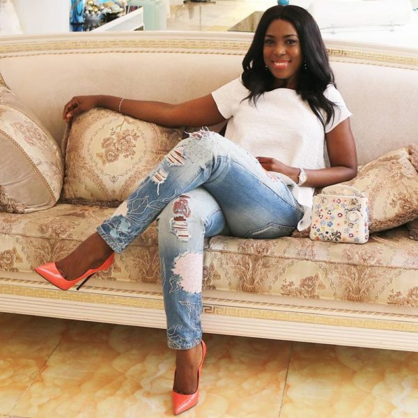 """What if your destiny is on some other venture"" - Linda Ikeji has a message for ever Entrepreneur out there 