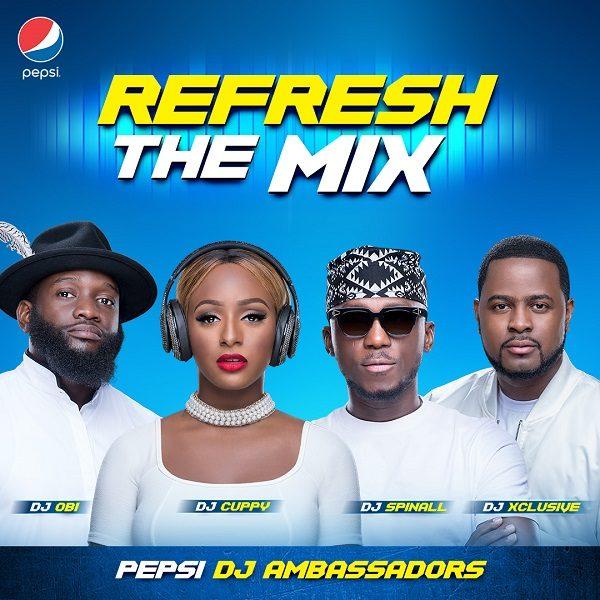 Pepsi DJ Ambassador