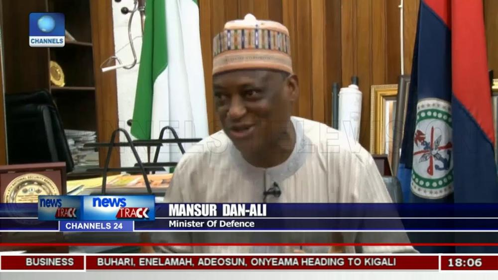 Defence minister: We're closing in on Dapchi schoolgirls