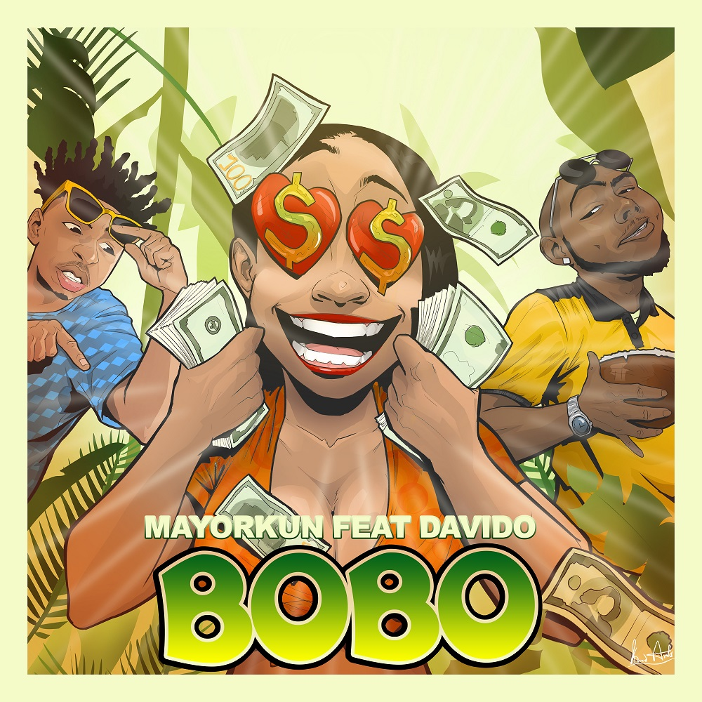"""Mayorkun features Davido on First Single & Video of 2018 """"BOBO"""" 