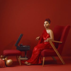 Nigerian Furniture Brand Ilé-Ilà unveils The Àdùnní Chair with Chidinma Ekile as The Muse