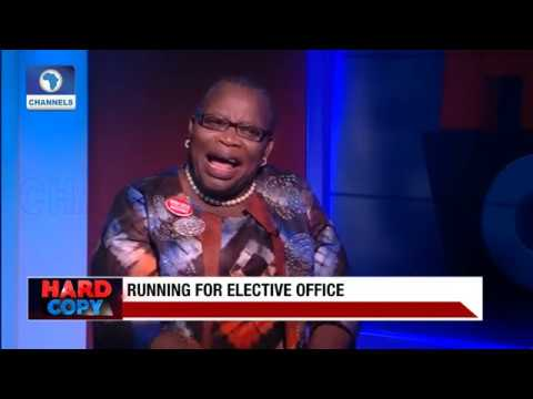 Oby Ezekwesili says she is thinking of Running for Political Office - BellaNaija