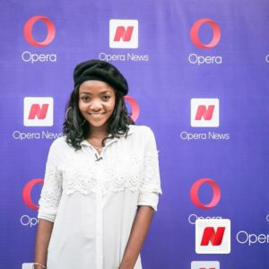 Simi at #OperaComfam