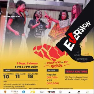 Eversion Musical