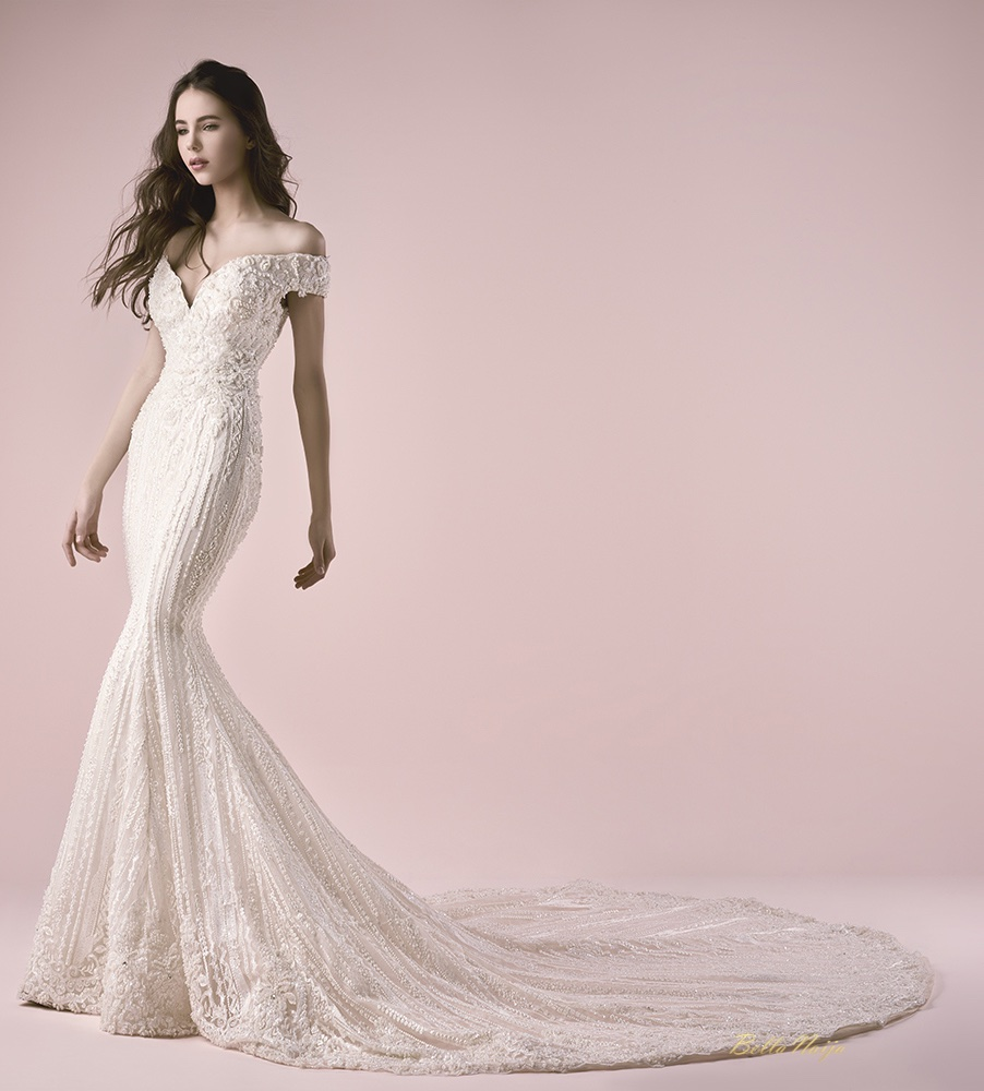 Bridal Collection: Saiid Kobeisy Unveils Ready To Wear Bridal Gowns ...
