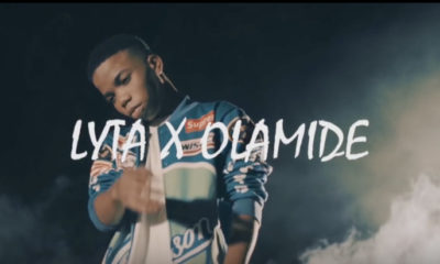 New Video: Lyta feat. Olamide - Time