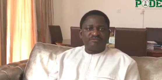 If President Buhari had wanted to play politics he'd have visited troubled areas earlier - Femi Adesina - BellaNaija