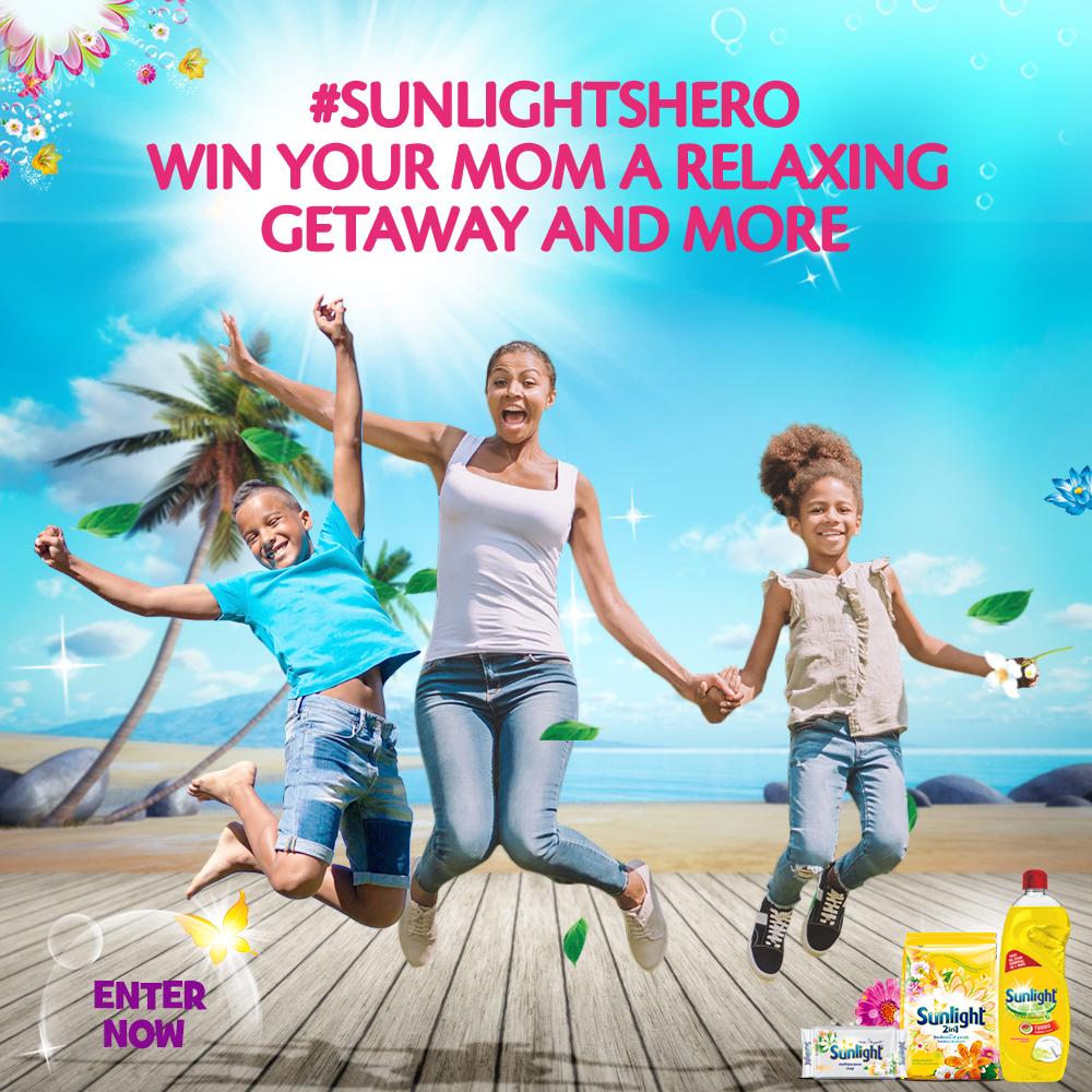 Sunlight Shero campaign
