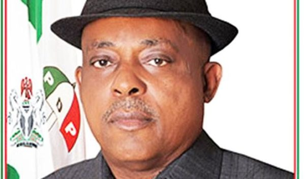 """One day, we shall have a woman president"" - PDP Chairman Uche Secondus - BellaNaija"