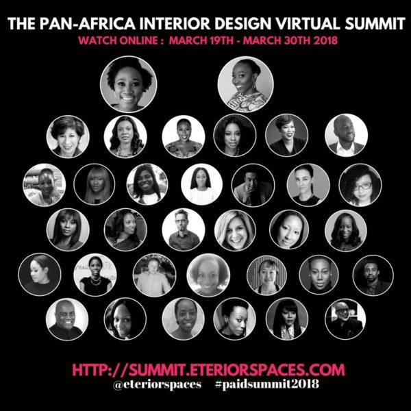 Interior designers PAID Summit