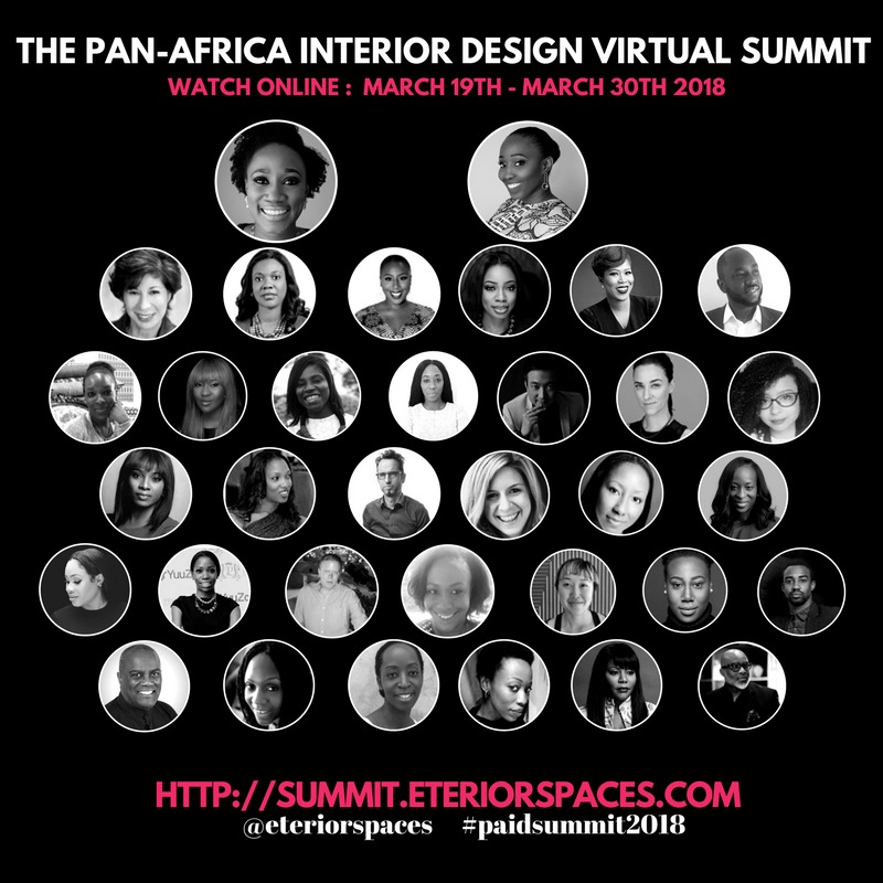 Interested In Interior Design Jumpstart Your Career With The PAID Virtual Summit