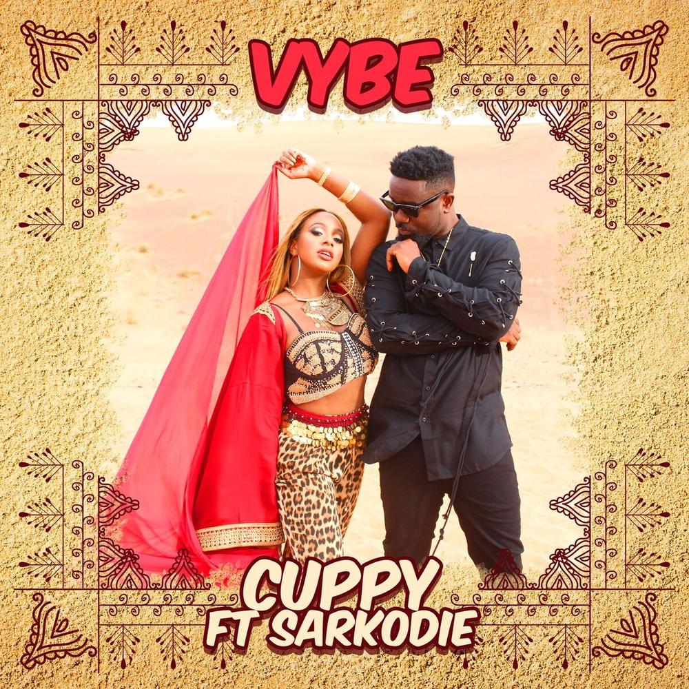 "DJ Cuppy unveils Sophomore Single ""Vybe"" featuring Sarkodie 
